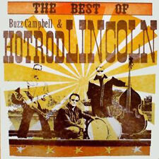 HOT ROD LINCOLN Best Of CD - Great American Rockabilly feat Buzz Campbell - NEW