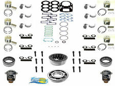 Johnson Evinrude 200 225 HP 3.3L FICHT V6 Powerhead Rebuild Kit & Main Bearings