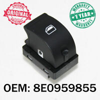 Window Switch Button Passenger Side Control For Audi A4 TT Seat Exeo