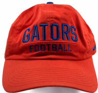 Florida Gators Football Nike NCAA Adjustable Hat