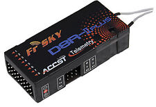 FrSky Two-way 2.4Ghz 8 Channel telemetry Receiver D8R-II Plus