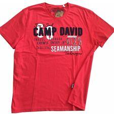 NEU 2018 Camp David Herren T-Shirt Bestprice Sailing KA Shirt M - XXXL