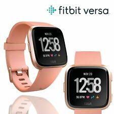 Fitbit Versa 2 Fitness Tracker Activity Rose Gold Smartwatch.