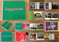 HAPPY TONITE - FIRST EDITION - PHOTOBOOK WITH PRINT