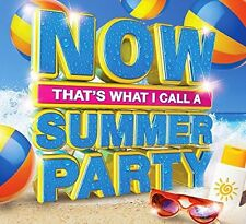 Now Thats What I Call A Summer Party - BRAND NEW CD
