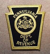PA Pennsylvania Department of Revenue Patch