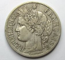 CERES - 2 Francs - 1894 A - Paris -