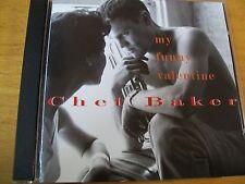 CHET BAKER MY FUNNY VALENTINE  CD PACIFIC JAZZ