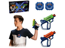 Juego - World Brands Laser Mad Set De Dos Pistolas