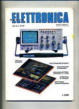 NUOVA ELETTRONICA - Anno 18 N.101/102 - 1985 - Rivista Mensile