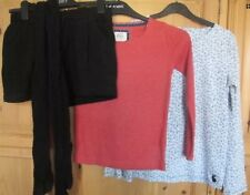 Girl's MINI BODEN Winter bundle 4 items Shorts Tights & 2 Tops Age 9 -10/11 - 12