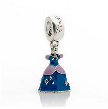 New European Silver Charm Bead Fit sterling 925 Necklace Bracelet Chain US g8okm