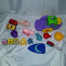 Lot Of 16 Assorted Infant/Toddler Toys