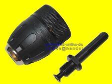 KRT014005 Schnellspannbohrfutter Schnellspannfutter mit SDS Adapter 1/2-20UNF