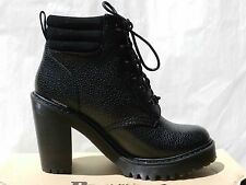Dr Martens Persephone Fl Chaussures Femme 36 Bottes Fourrure Chelsea UK3 Neuf