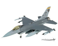 F-16C Fighting Falcon USAF 178th FW, 162nd FS Sabers OH ANG 1:72 Scale Diecast