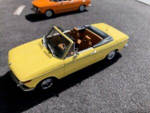 1/18 Minichamps 1971 BMW 200  DEALER EDITION VERY RARE