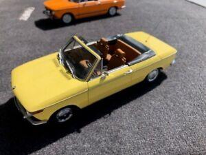 1/18Minichamps 1971 BMW 200  DEALER EDITION VERY RARE