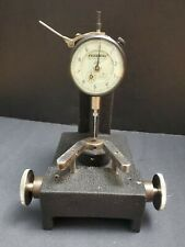 Federal 00001 Dial Indicator Amp Thickness Stand Comparator Machinist Inspection