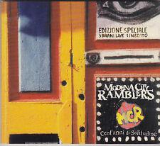 MODENA CITY RAMBLERS - cent'anni di solitudine CD single