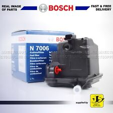 VOLVO S40 II (544) 1.6 D 01.05 - 12.12 GENUINE BOSCH FUEL FILTER N7006