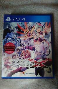 Gunvolt Chronicles Luminous Avenger PS4