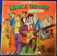 """The Mothers Of Invention """"Cruising With Rueben And The Jets"""" 1968 Verve LP"""