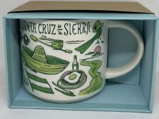 Starbucks Been There Santa Cruz de la Sierra Bolivia Rare Coffee Mug New w Box