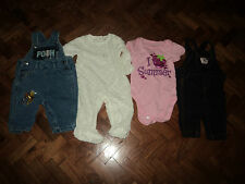 #5 Lots of 11 Mix Clothing for 6-12 months baby girl