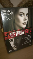 "FILM IN DVD : ""BIRTHDAY GIRL"" - Commedia drammatica, Gr. Bretagna 2001"