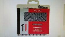 CATENA / CHAIN / KETTEN SRAM PC XX1 11V.solo 2 pezzi affare