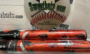 RARE 2018 New Demarini Twisted Mistress Softball Bat NIW 34 27 non-ASA USSSA XAU