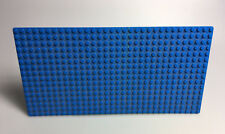 LEGO® Platte 16 x 32 Noppen B-WARE blau Wasser 3857 aus Set 6075 Baseplate (2)