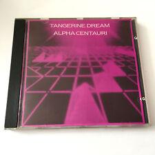 Tangerine Dream – Alpha Centauri (CD) Jive Electro CTANG5