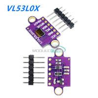 1/2/5PCS NEW GY-VL53L0XV2 VL53L0X Time-of-Flight Distance Sensor Breakout Module