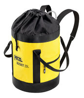 BUCKET Fabric pack remains upright, Zaino da Lavoro per Corde Attrezzatura PETZL
