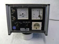 Labornetzteil Gerätetester Prüfgerät regelbar 220V / 0-0,2A 50 Hz und 60 Hz