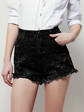 FREE PEOPLE Etienne Field Shorts Size 25 Orig. $98 NWT