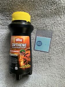 Ortho Orthene Fire Ant Killer1, 12 Oz., Kills The Queen, Treats Up To 162 Mounds