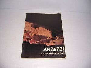 Anasazi Ancient People of the Rock Book by David Muench & Donald G. Pike