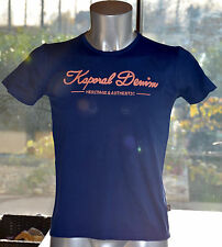 KAPORAL - Très joli tee-shirt manches courtes bleu - Taille S - EXCELLENT ÉTAT
