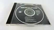 1991 Donna Summer – Work That Magic CD, Maxi-Single, Promo PRCD 4311-2 Atlantic