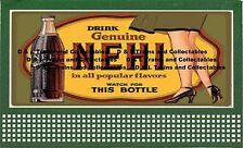 Billboard for Lionel Holder NEHI Drink Genuine NEHI In all popular flavors