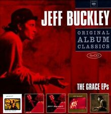 Original Album Classics: The Grace EPs [Box] by Jeff Buckley (CD, Aug-2011, 5 Discs, Sony Music Distribution (USA))