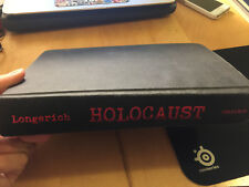 Holocaust: The Nazi Persecution and Murder of the Jews by Peter Longerich (Engli