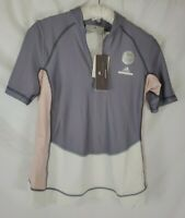 Adidas Stella McCartney Women's Medium Athletic Short Sleeve Shirt New with Tags
