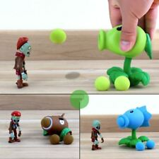 NEW 2017 Plants vs Zombies Peashooter Action Figure Model Gifts Toys Children