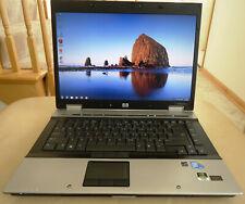 "HP EliteBook 8530w 15.4"" Notebook PC 2.80GHz 160GB 4 GB Win 7 MS Office HDMI"