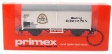 """Primex H0 4597 Bierwagen Binding Römer Pils - Neu """"Df05"""