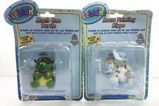 Ganz Webkinz Figures Pvc - Lot Of 2 With Codes - Cake Toppers New